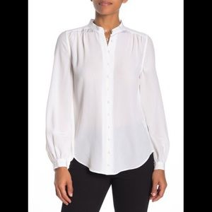 Equipment Cornelia Blouse Top Silk Button Down